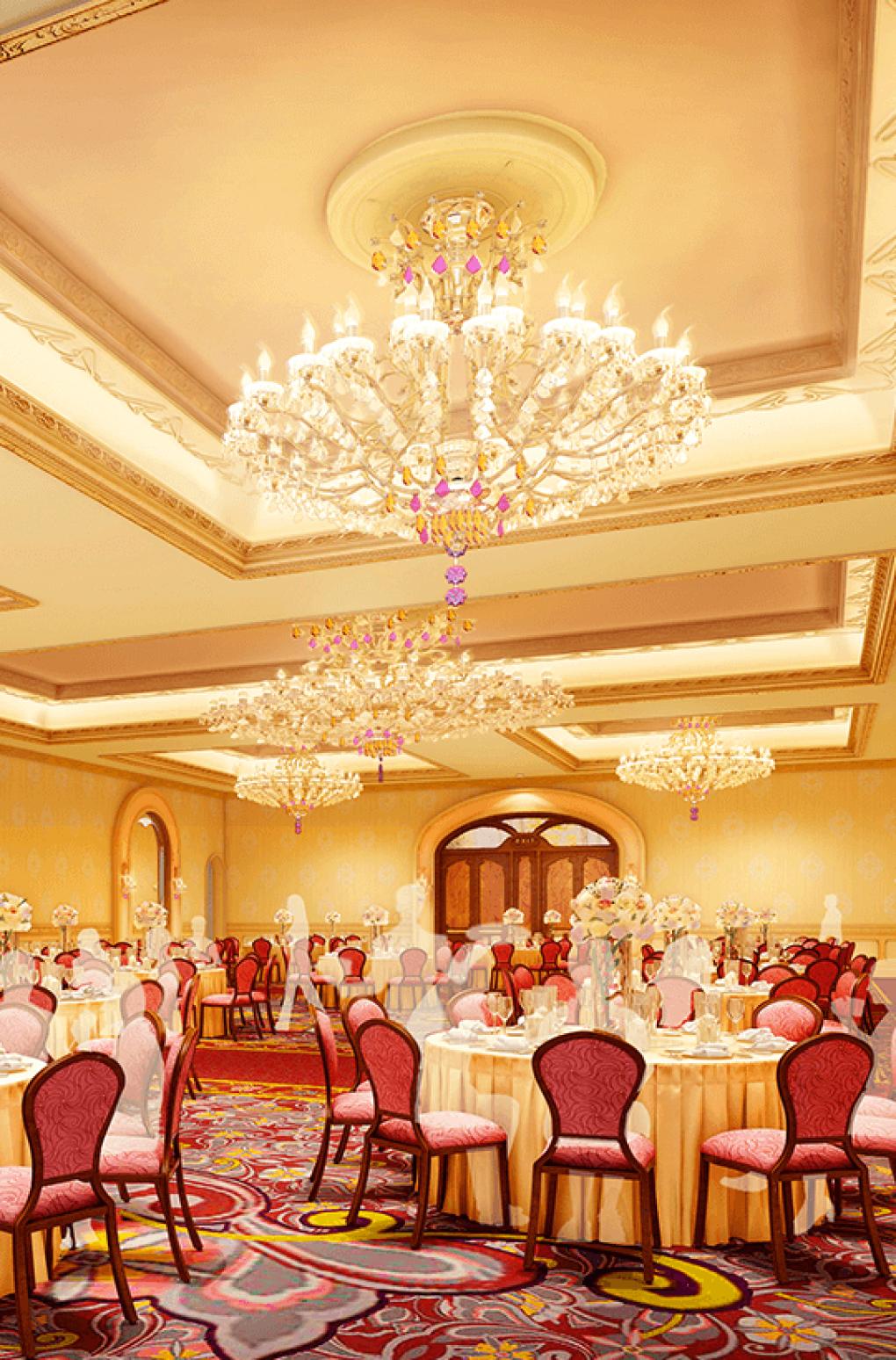 Aurora Shanghai Disneyland Hotel