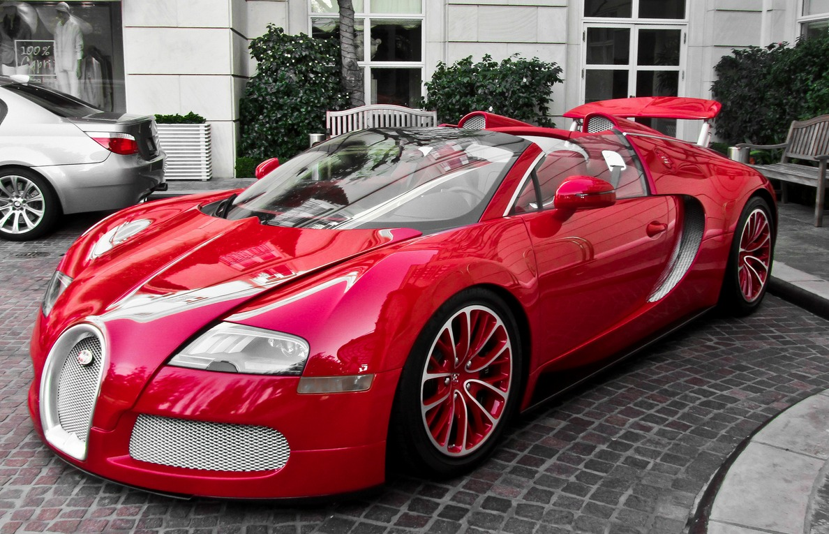 Bugatti Cars Expensive Cars