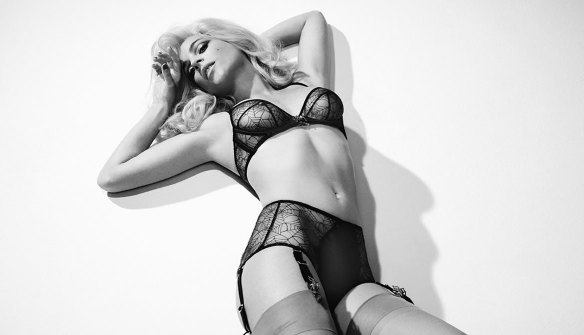 Charlotte Olympia Teams Up With Agent Provocateur To Launch First Lingerie Collection