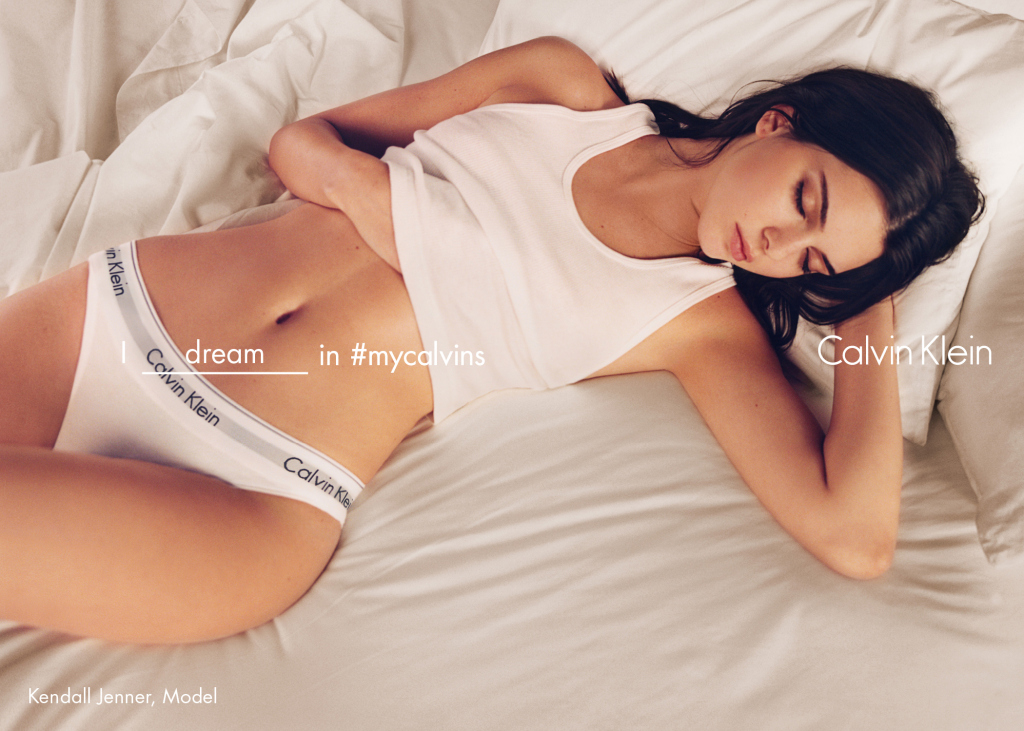 Justin Bieber and Kendall Jenner Star In Calvin Klein's Spring Campaign
