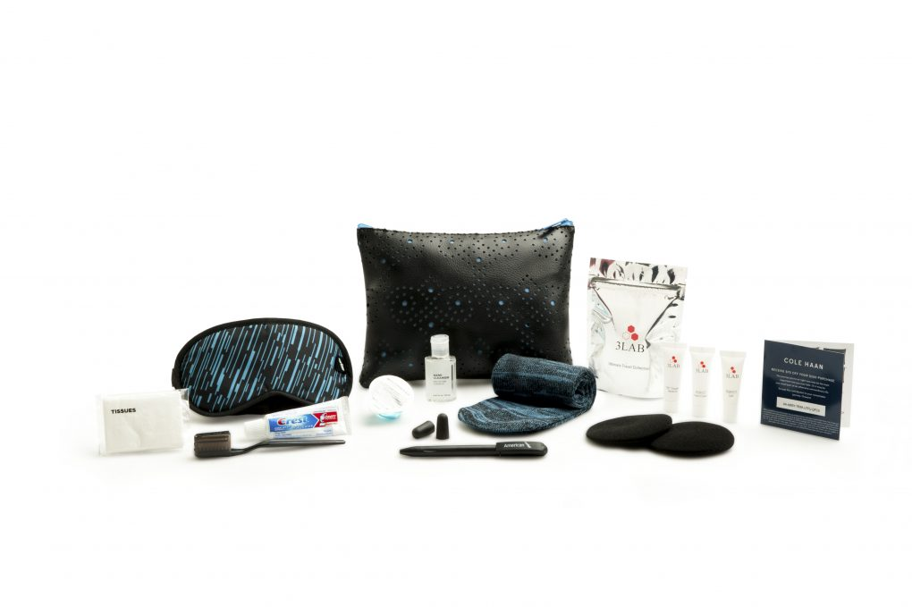 Cole Haan + AA Amenities Kit (1)