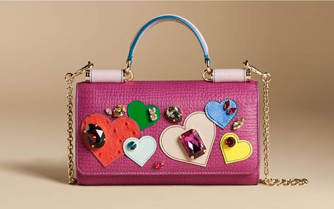 Bag Of The Week - Dolce & Gabbana St Valentine Mini Von Bag