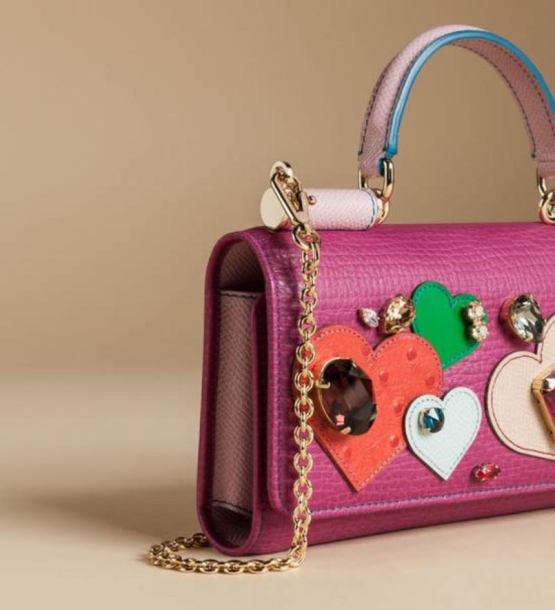 Dolce Gabbana St Valentine Mini Von Bag 2