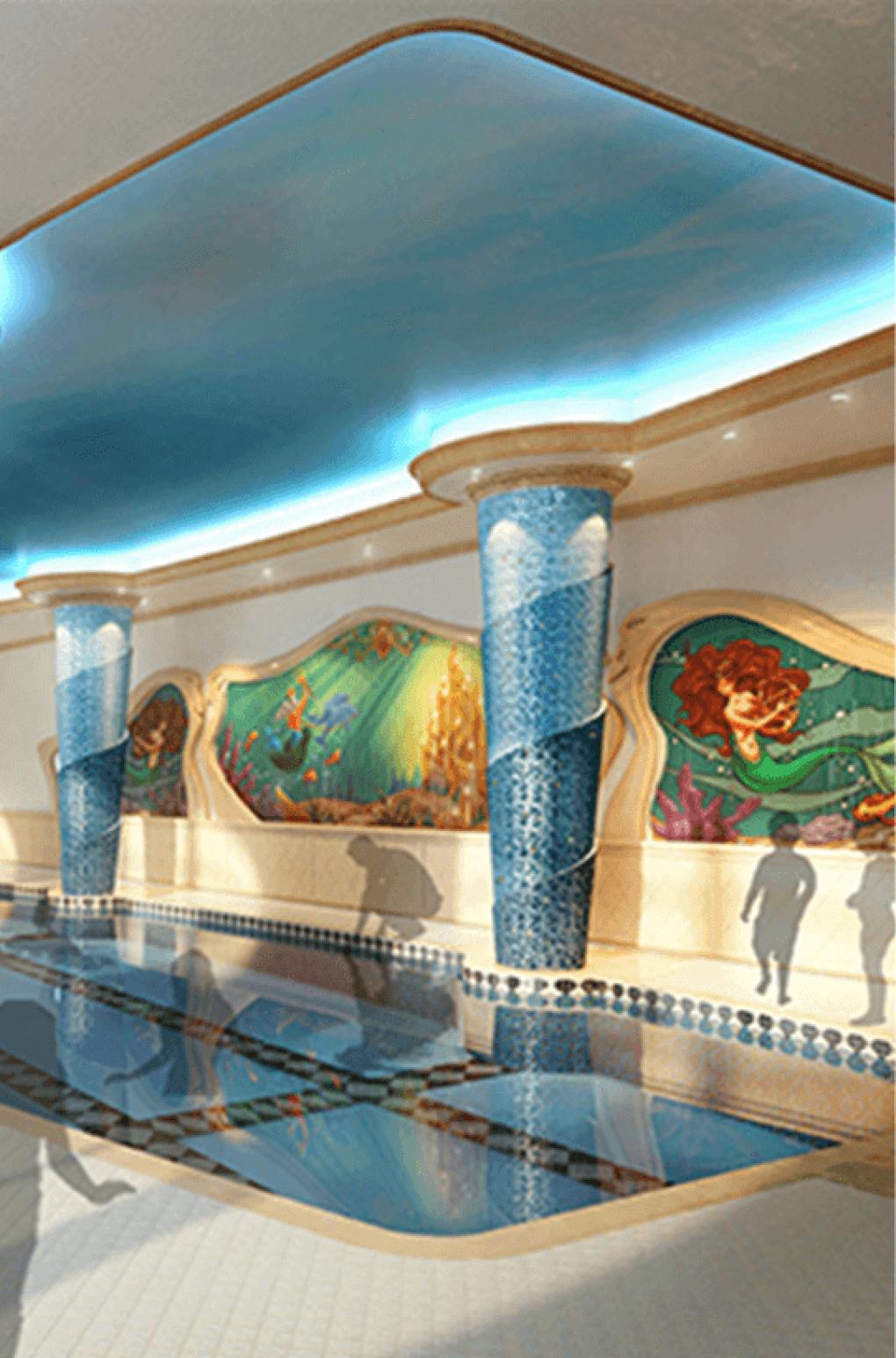 King Triton Pool
