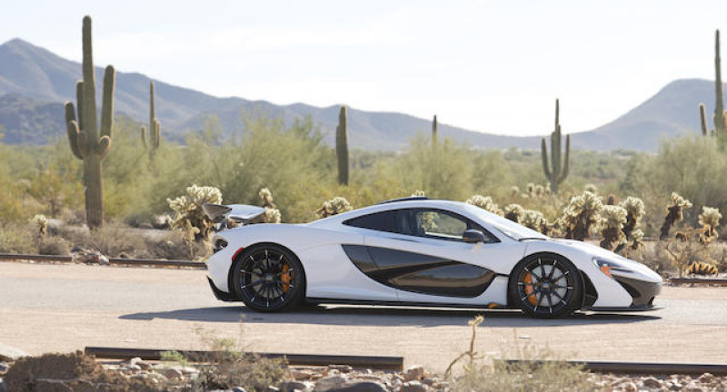 This McLaren P1 Number 371 Is The Last US Market P1 Built Of The 375 Total  Production Run. P1 Number 371 Remains In Essentially Brand New Condition,  ...