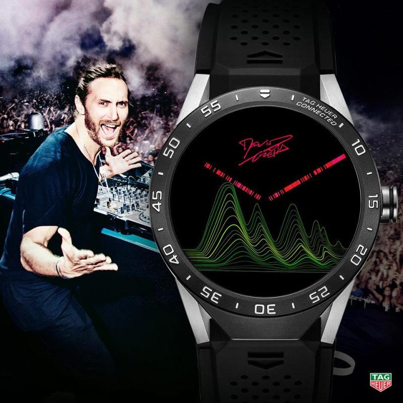 TAG_Heuer_Connected_watch_ David_Guetta