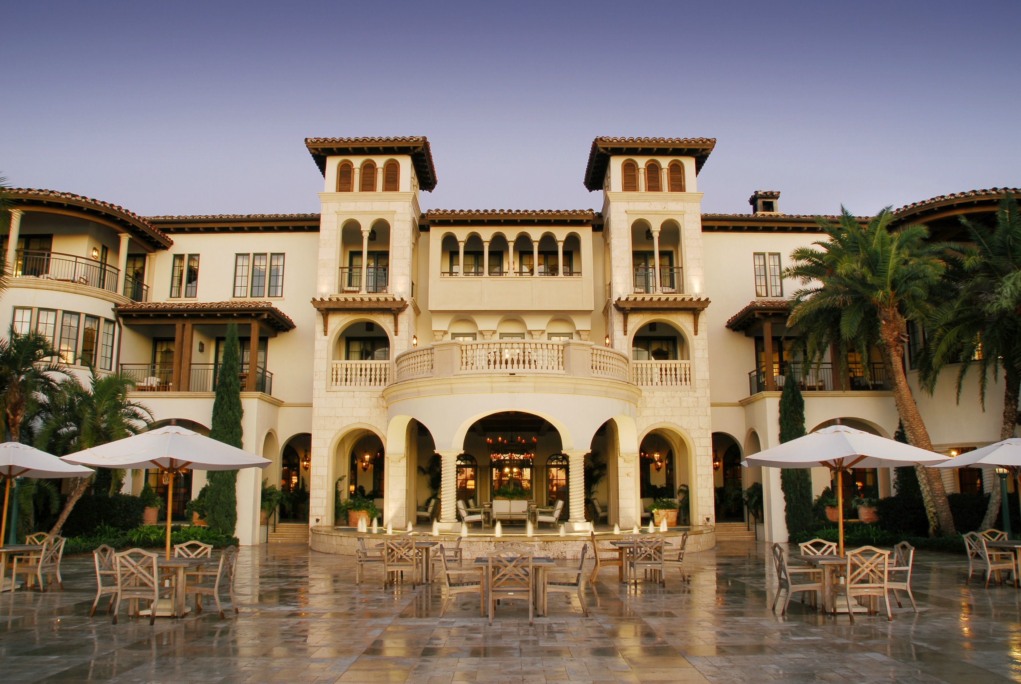 The Lodge At Sea Island In Georgia Named Best Hotel In The