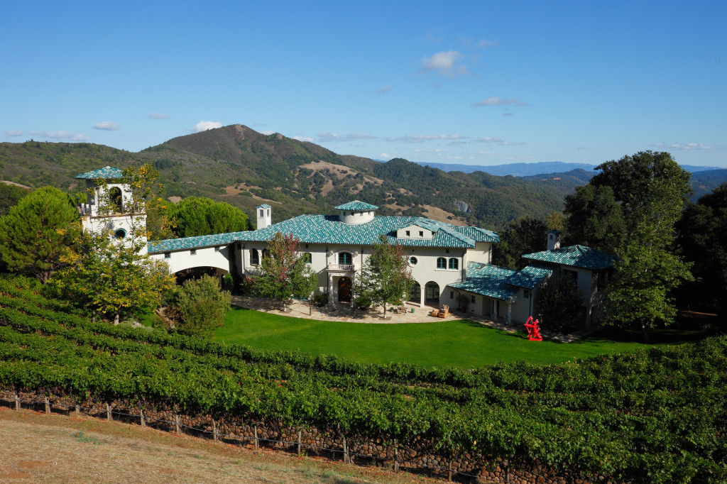 Robin Williams Napa Valley Estate Sells for $18.1 million