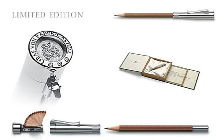 The World's Most Expensive Pencil is $12,800