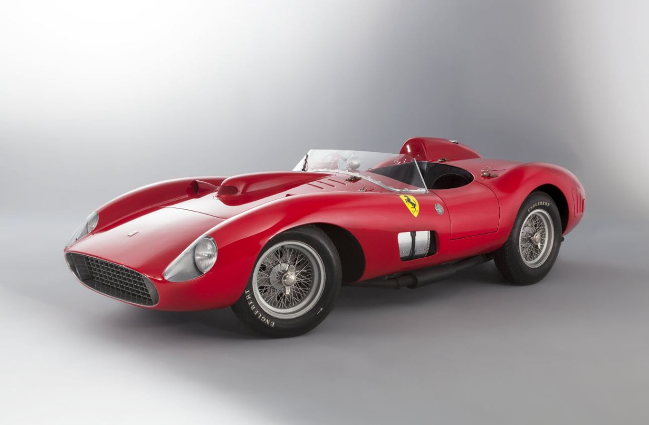 1957 Ferrari 335 S Spider Scaglietti expected to sell for $30+ million at auction