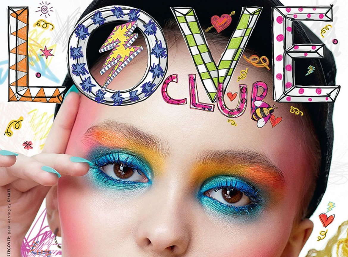 Lily-Rose Depp Debuts On Love Magazine Cover