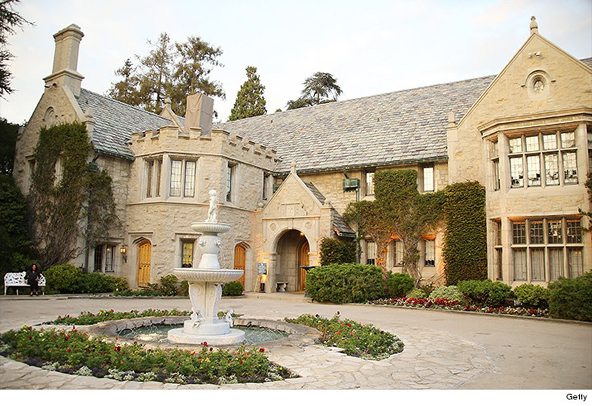 Playboy Mansion Goes Up For $200 Million