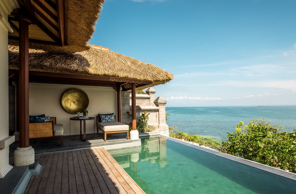 Sweet Suites: The Updated Villas at Four Seasons Jimbaran Bay in Bali