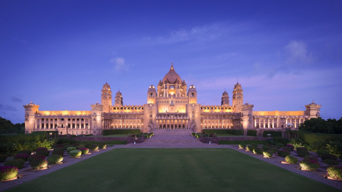 Umaid Bhawan Palace Is The World's Best Hotel