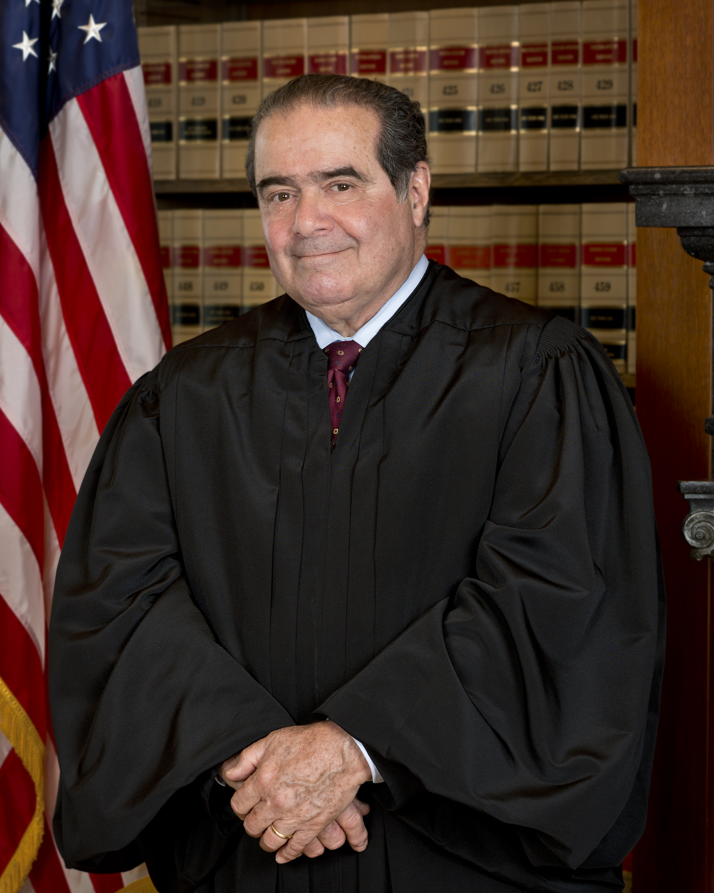 Antonin Scalia Dies at 79.
