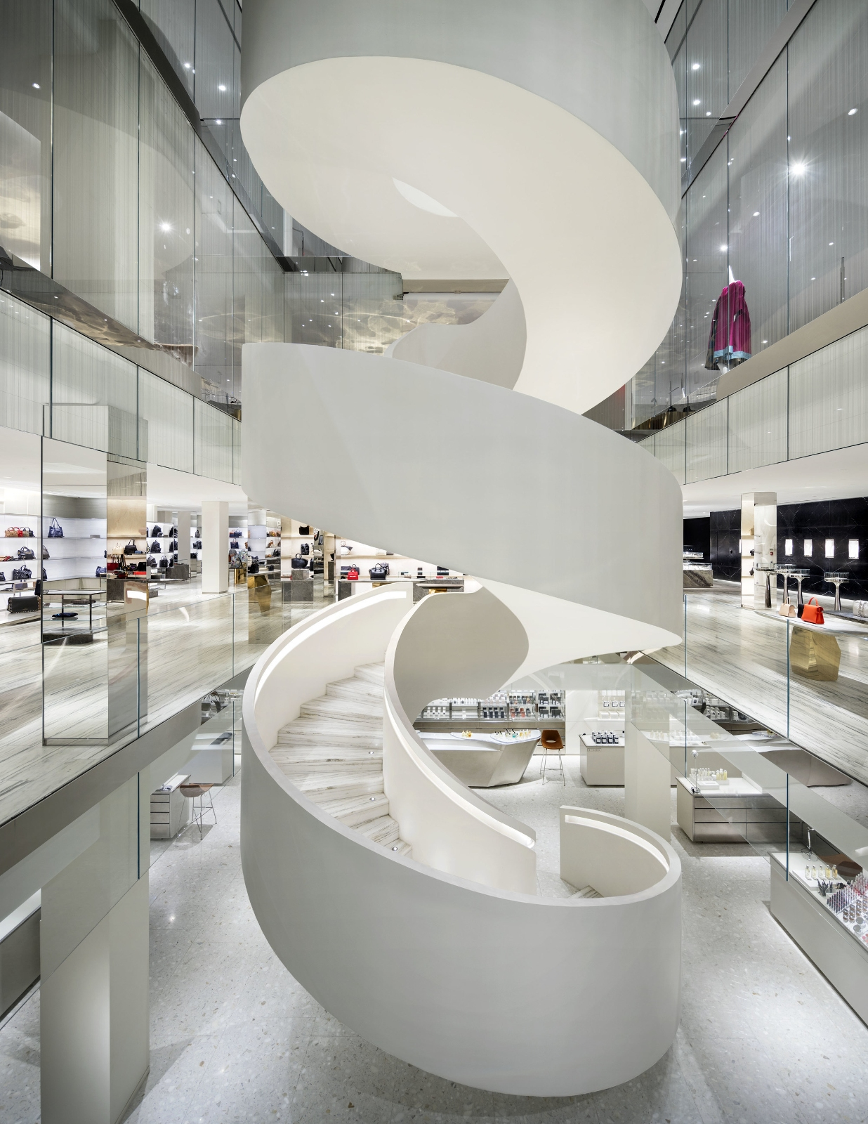 Barneys New York Opens Chelsea Flagship Pursuitist