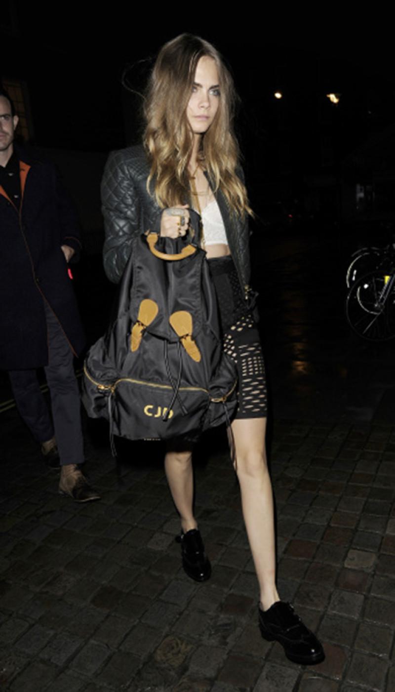 230f77e71bea Burberry s Hi-Fashion Backpack Is Celebrity Favorite - Pursuitist