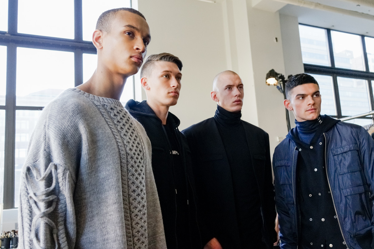 STAMPD Debuts 'New Soldier' Collection at NYFWM