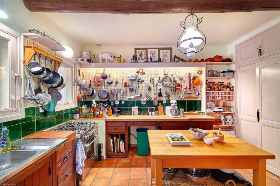 Stay, And Cook, In Julia Child's Vacation Home In France2