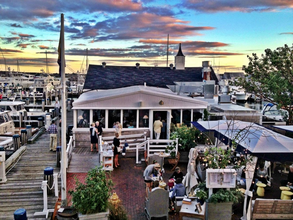 The Best Places To Eat And Drink At On Nantucket