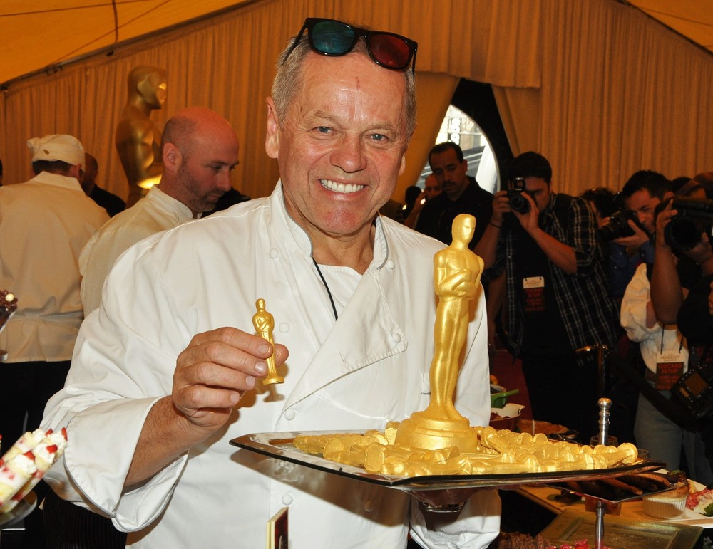 What's On Wolfgang Puck's Menu For Oscar Night
