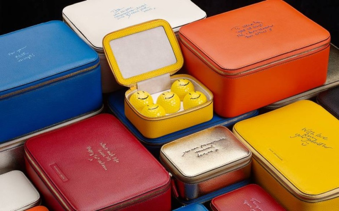 WOW Boxes By Anya Hindmarch - A Whimsical Treasure Trove!