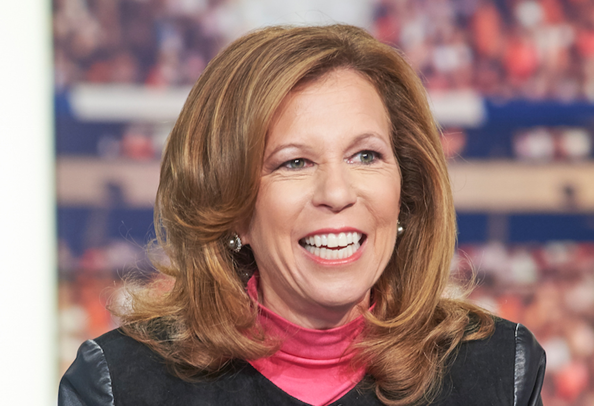 The Overhead Compartment with Amy Trask