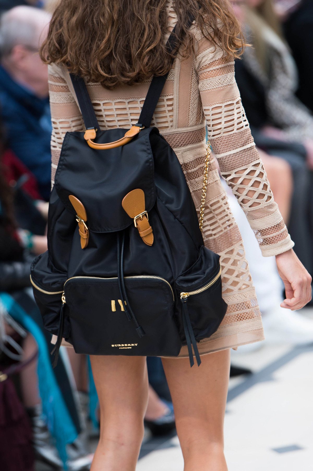 Burberry S Hi Fashion Backpack Is Celebrity Favorite