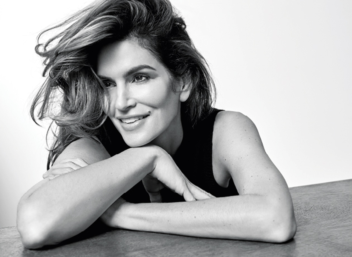 Cindy Crawford Celebrates 50th Birthday By Announcing Retirement