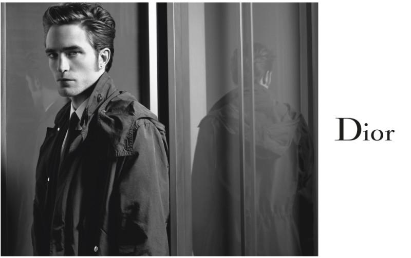 dior-homme-Robert Pattinson_karl_lagerfeld_1