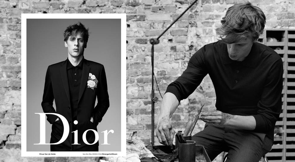 Dior Homme Spring Summer 2016 Campaign