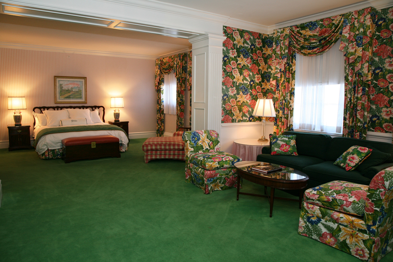 The Draper Suite at The Greenbrier