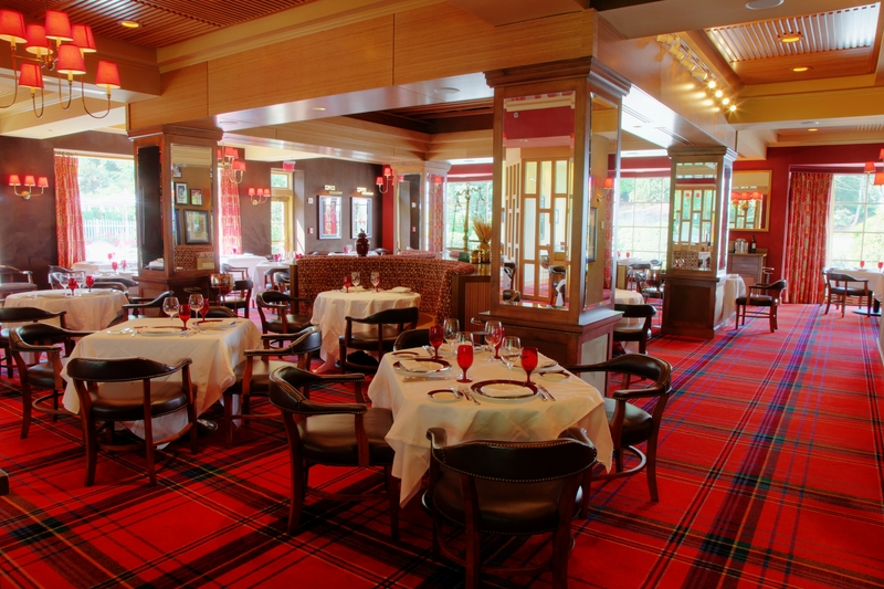 Prime 44 West steakhouse at The Greenbrier