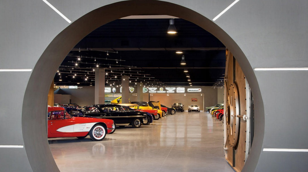 Park Your Prized Car For $116,500 At The Vault At Bighorn, California