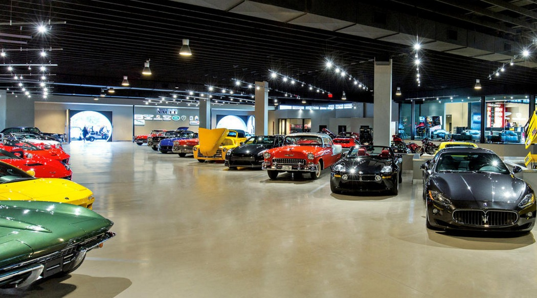 Park Your Prized Car For 116 500 At The Vault At Bighorn