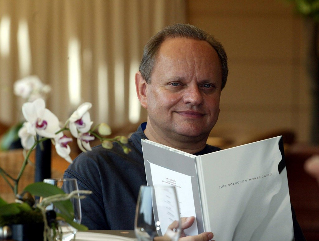 Top Chefs To Create Tribute Dinner To Honor Joel Robuchon
