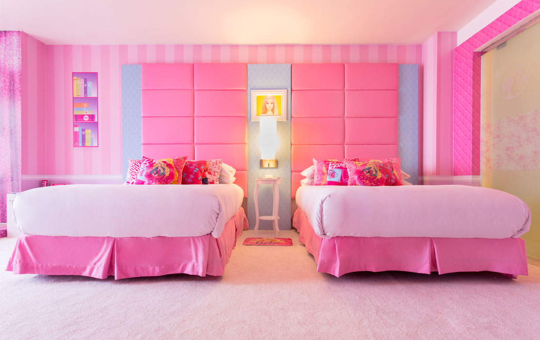 Barbie Room Hilton002