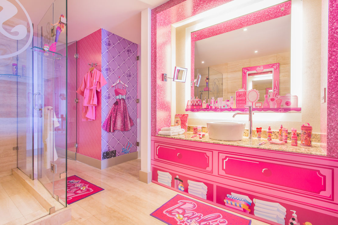 Barbie Room Hilton005