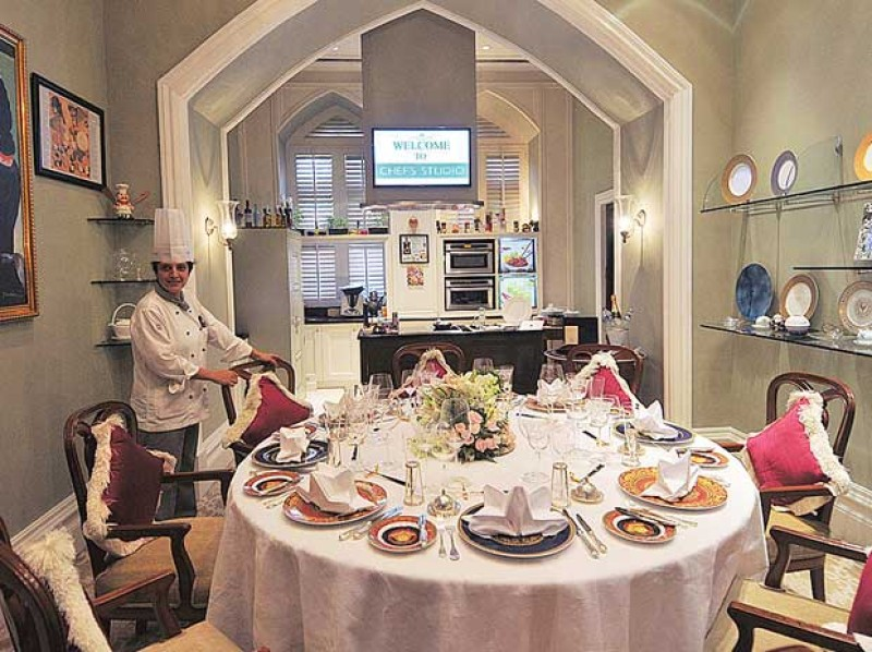 The Taj Mahal Palace Serves One Of The Most Expensive Meal