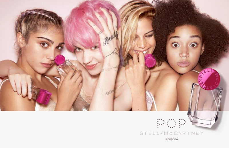 Lourdes_leon_stella_mccartney_pop_campaign_1