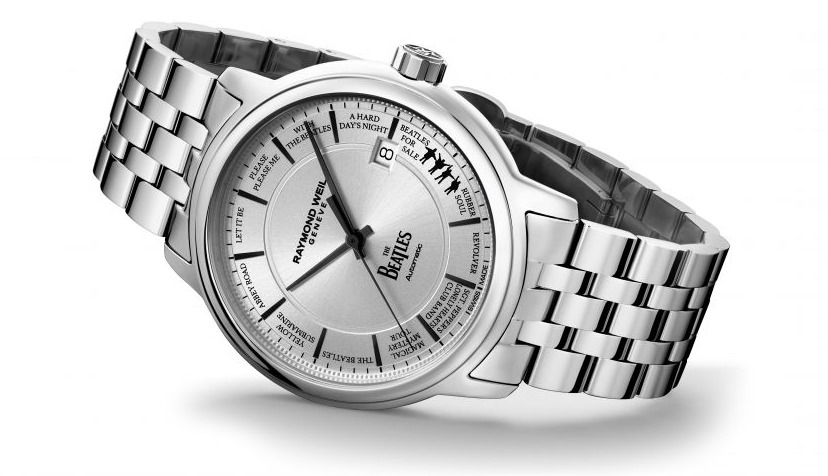 Raymond Weil Marks 40th Anniversary With Beatles Limited Edition watch