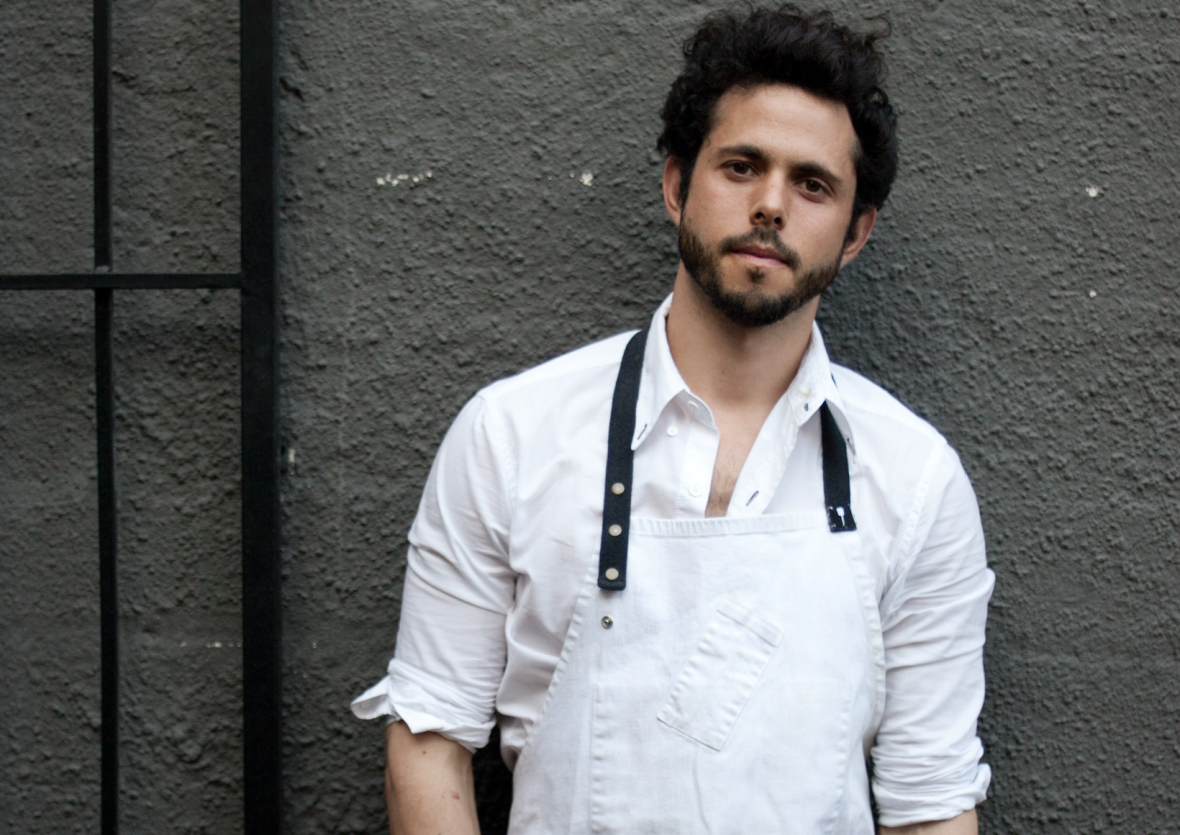 Exclusive Interview with Award-Winning Chef Ari Taymor of Alma
