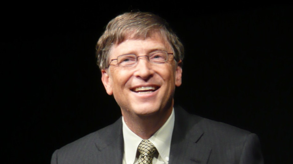 Bill Gates Heads The List Of The World's Richest People Of 2016