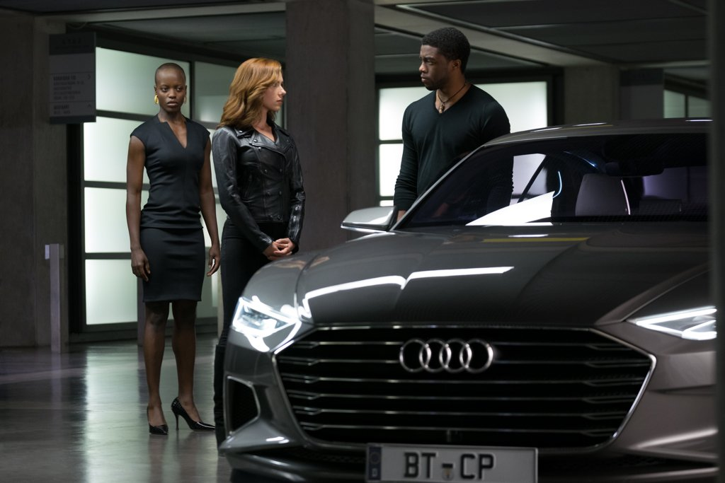 Audi And Marvel Team Up To Thrill Theater Goers Again