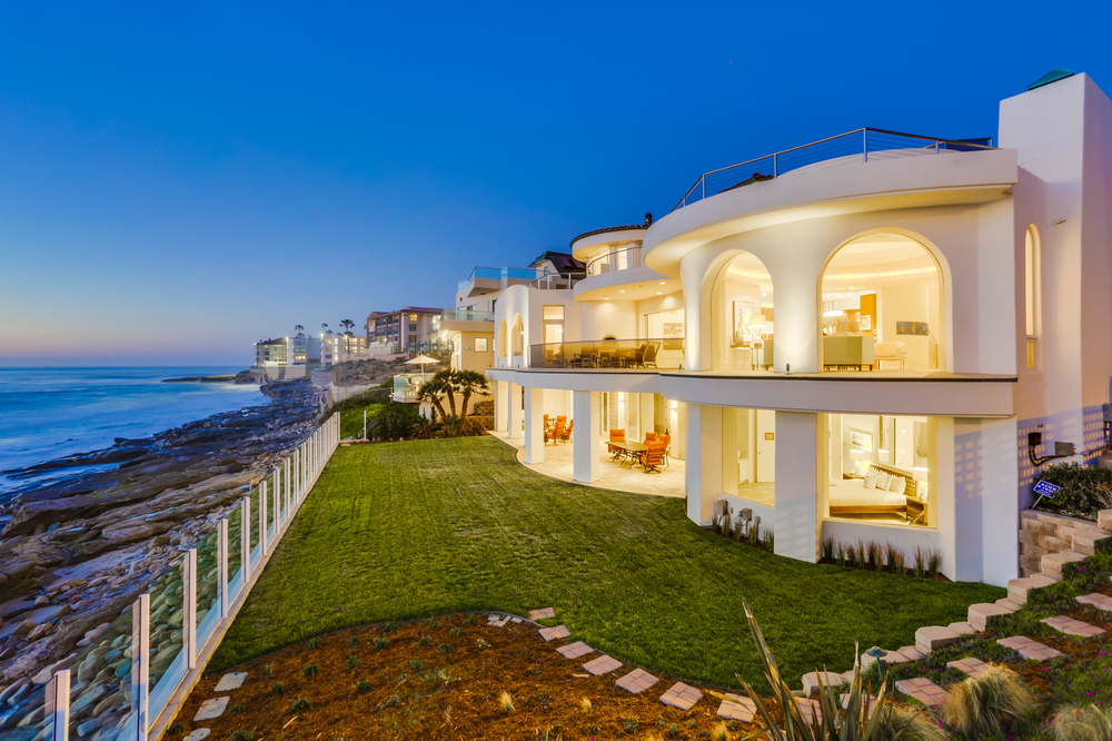 Daily Dream Home: La Jolla's Highest Price Oceanfront Mansion, Up for $26.5 Million