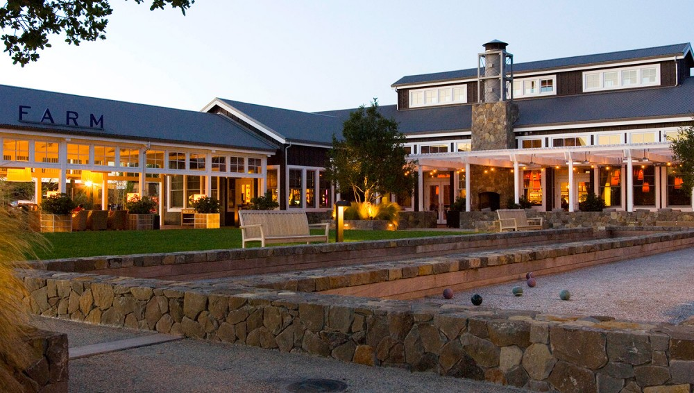 Carneros Inn Reviewed High Living In Wine Country