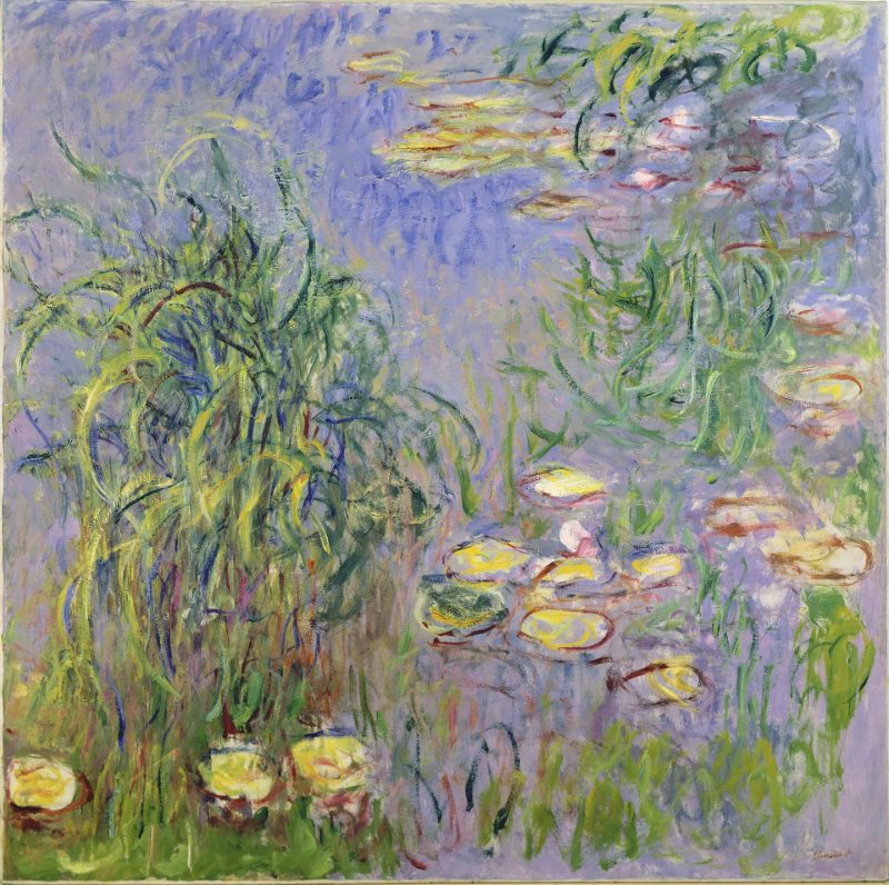 Chichu_Art_Museum_monet_Water_Lily