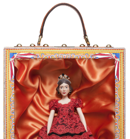 Dolce & Gabbana Create Exclusive Doll for Charity