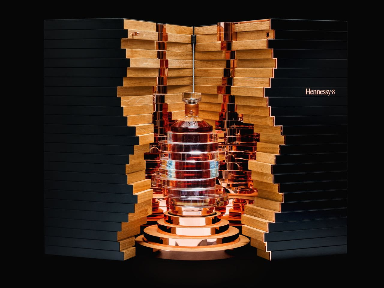 hennessy 8 cognac marks the change of cellar master generation
