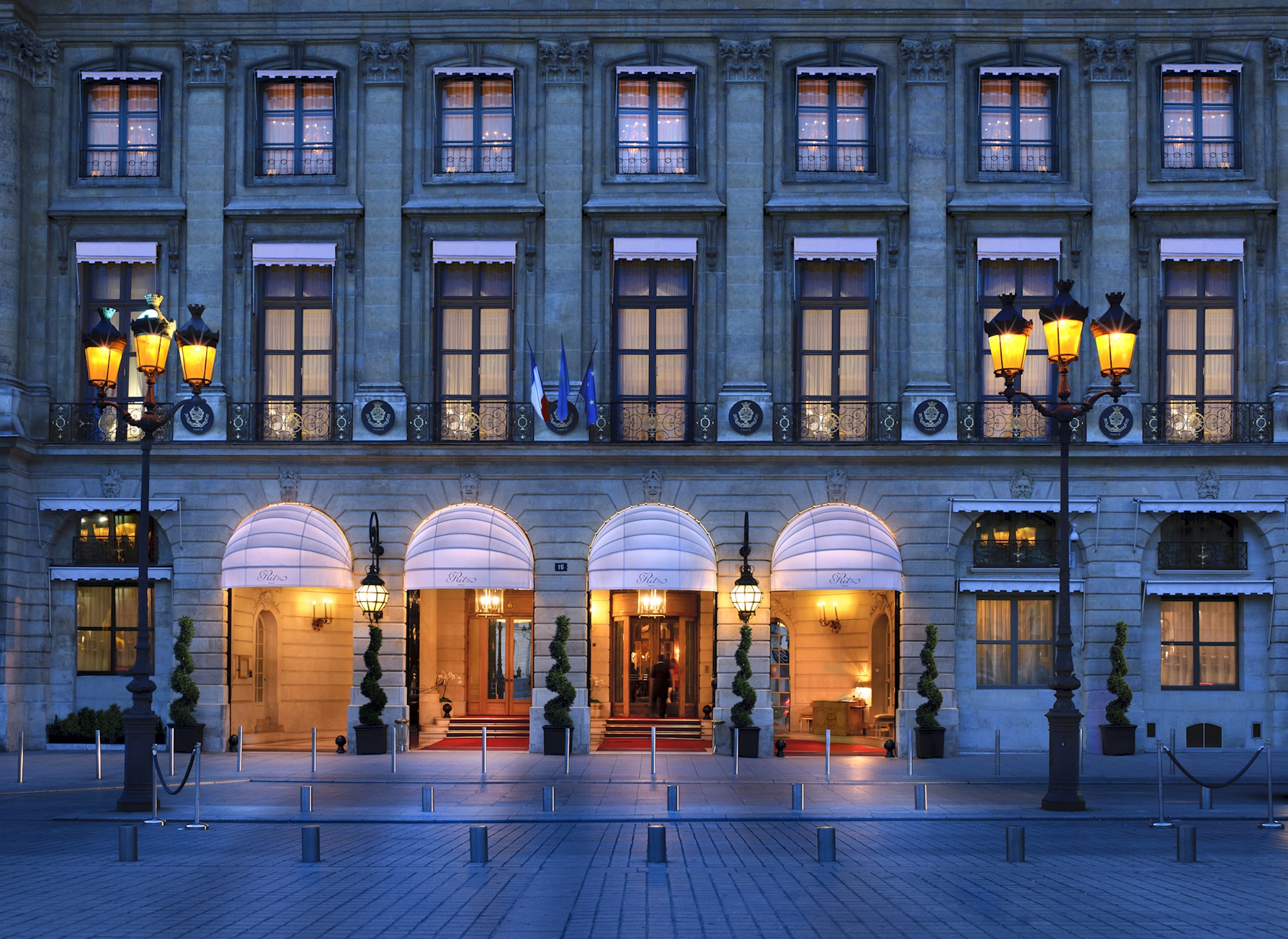 Iconic Ritz Paris To Reopen June 5